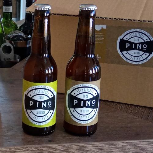 Öl med egen etikett